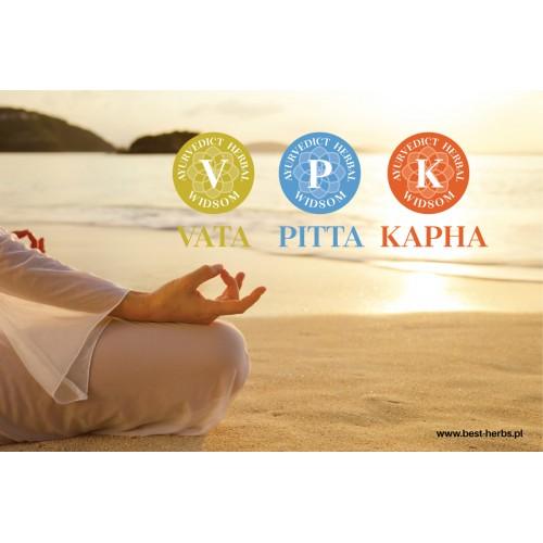 Plakat Vata Pitta Kapha